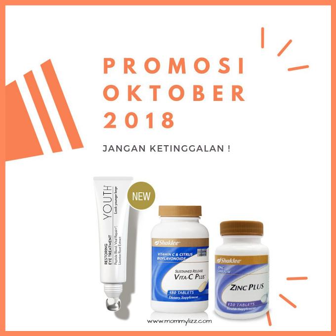 PROMOSI OKTOBER 2018