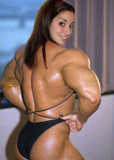Meg muscle morphs