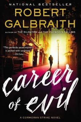 Career of Evil by Robert Galbraith (J.K. Rowling) - book cover