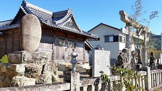 人文研究見聞録:野々宮神社 [高知県]