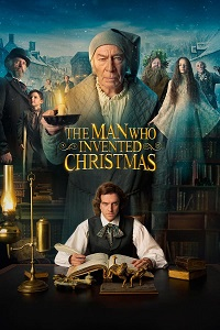 Poster The Man Who Invented Christmas