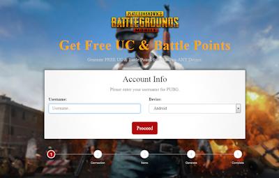 bpnow.icu pubg hack UC & BP Free online 2019