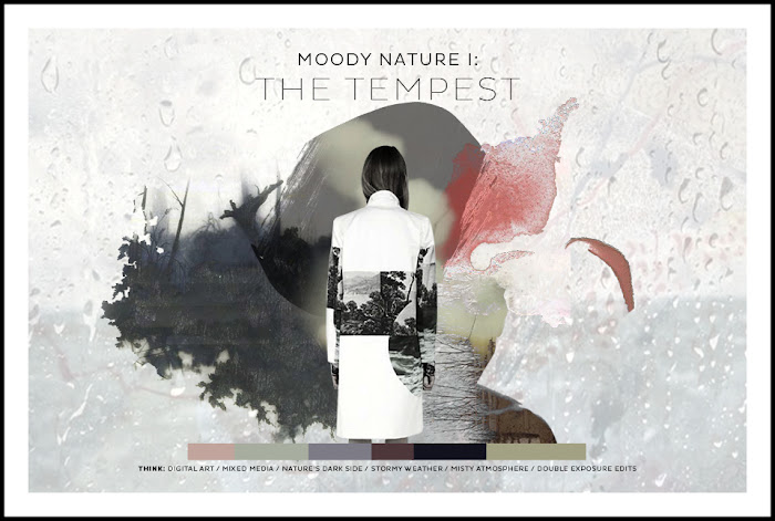 DESIGN COMPETITION // FRONT ROW SOCIETY - THE TEMPEST