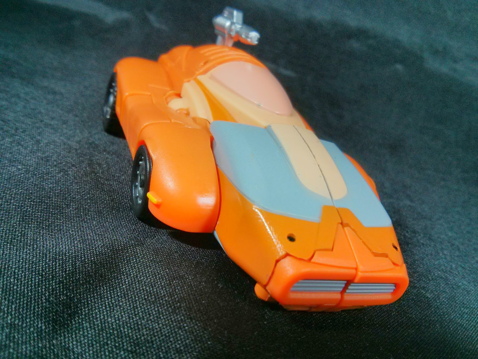 ollie car gun