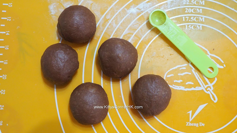 Chocolate Lava Bread 流心巧克力麵包 自家烘焙 食譜 home baking recipes