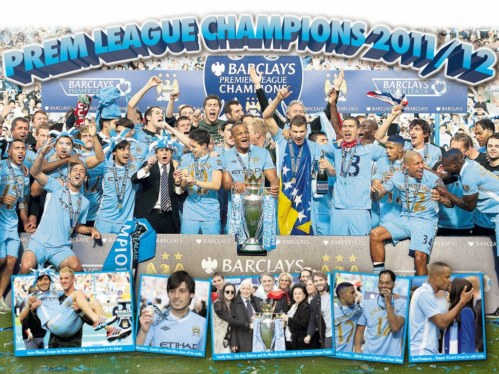 Football Wallpapers Manchester City Wallpapers: Manchester City Football Club Wallpaper