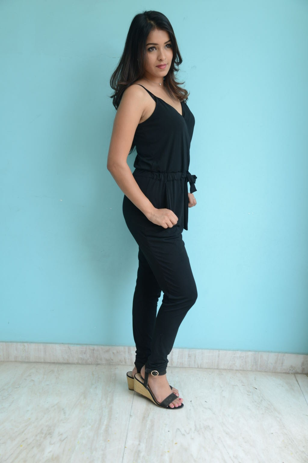 The Gorgeous Latha Hegde Latest Photoshoot