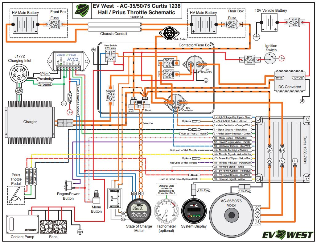 smart roadster - conversion to electric car: january 2016 smart car alternator wiring diagram smart fortwo 450 wiring diagram