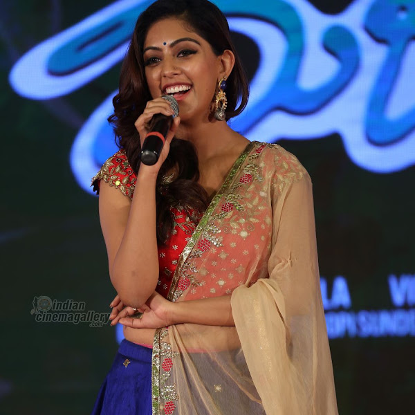 Anu Emmanuel latest hot photos from Majnu Audio launch
