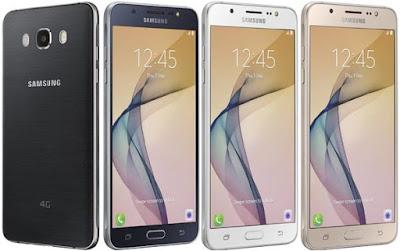 Samsung Galaxy On8 Full Spesifikasi dan Harga Terbaru, Smartphone selfie+LED Flash RAM 3GB Tangguh