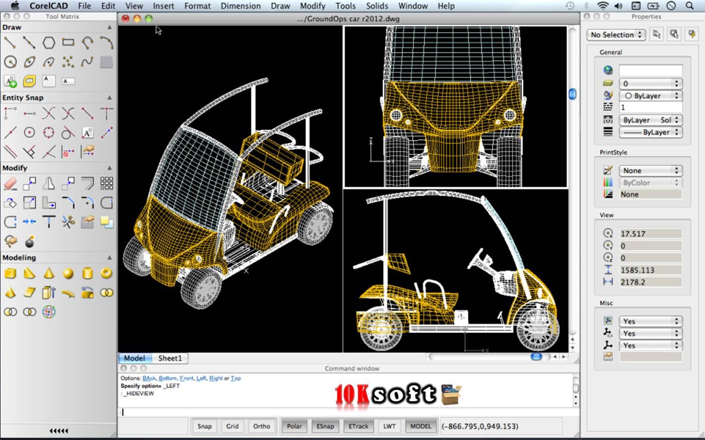 CorelCAD 2013 32 Bit Free Download