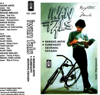 Lagu Iwan Fals Barang Antik