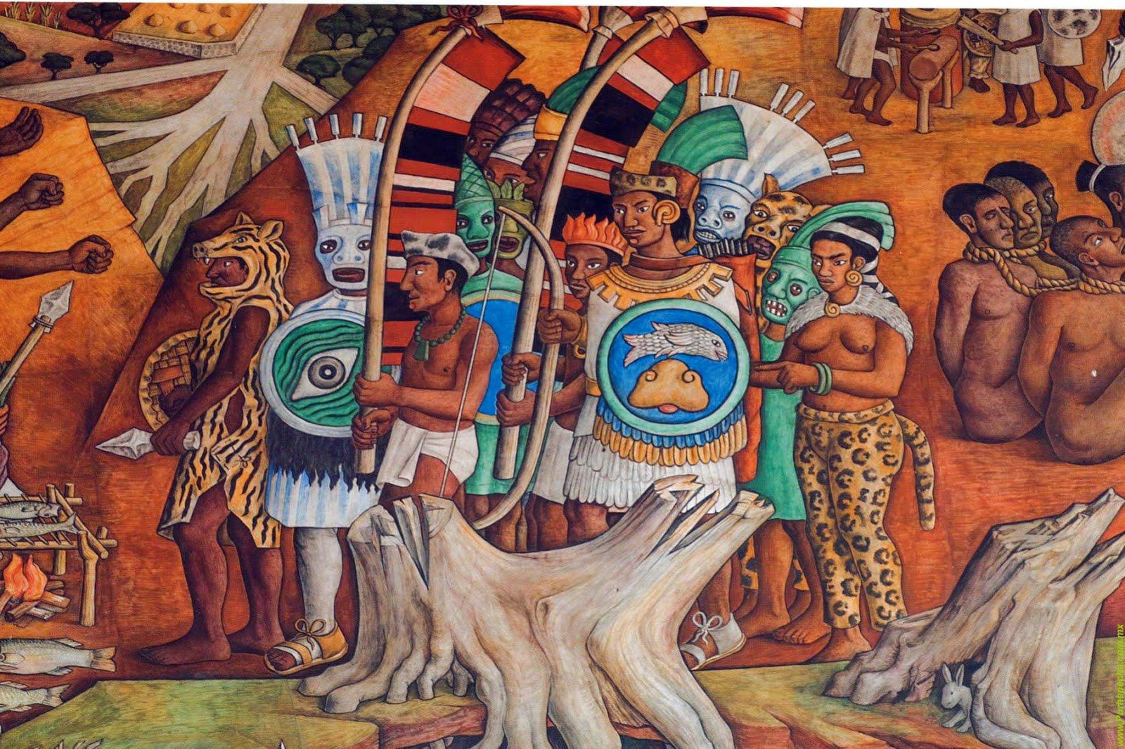 MiCarDu Lingüística Purépecha: HISTORIA PURÉPECHA