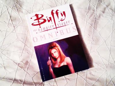 Buffy the Vampire Slayer Omnibus Vol. 1 by Joss Whedon, Joe Bennett, Dan Brereton,Christopher Golden, Hector Gomez, Paul Lee, Scott Lobdell, Fabian Nicieza ,Eric Powell, Cliff Richards