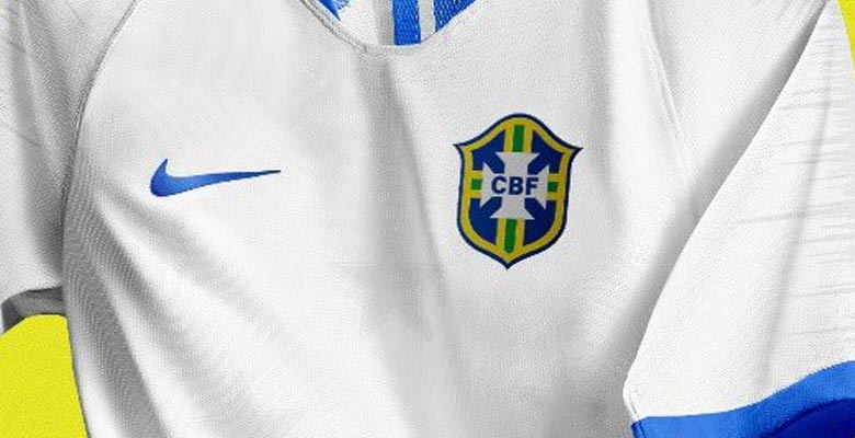 classic fit b25c1 960c4 Here is How The White Nike Brazil 2019 Kit Could Look Like ...