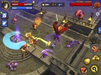 Download Spirit Lords v0.4.4 Apk + Data