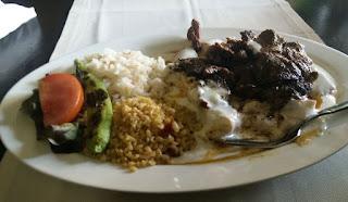 Another Beef Iskander