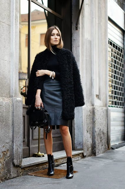 Fashion Inspiration: Giorgia Tordini Milan Italy - Cool Chic Style Fashion