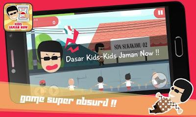 Kids Jaman Now MOD APK