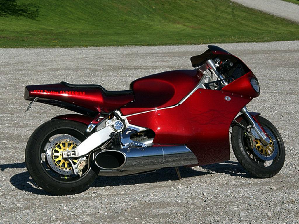 Mechanical World: MTT Y2K Turbine Superbike