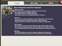 Coc Terbaru New Treasures And The Treasury