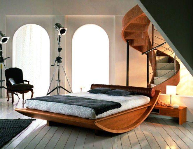Ide Desain Kamar Tidur Minimalis Unik Modern Sederhana