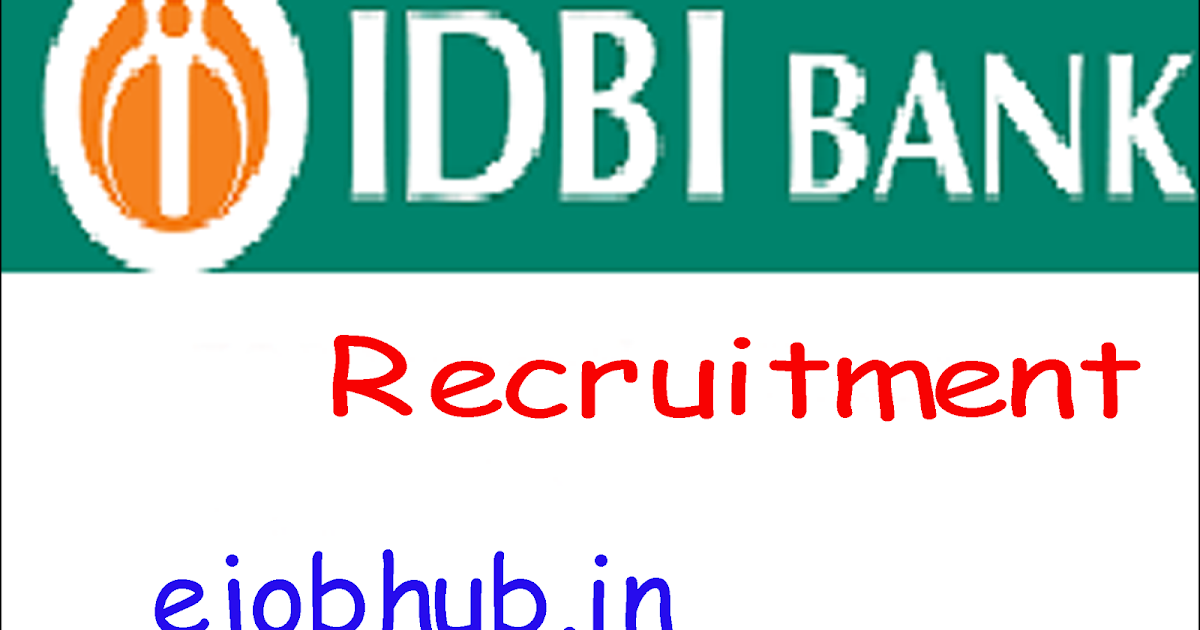 idbi bank recruitment 2012 online application form