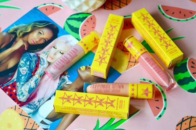 Jeffree Star Summer Collection review