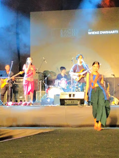 jazz, fashion, syaharani, amelia ong, glenn fredly, batam, batam view beach resort