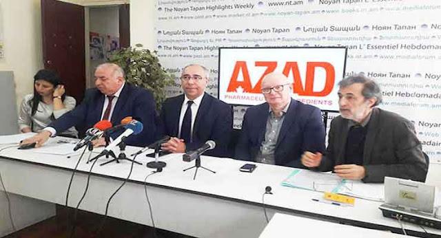 Alevis en Europa demandan el reconocimiento de genocidio