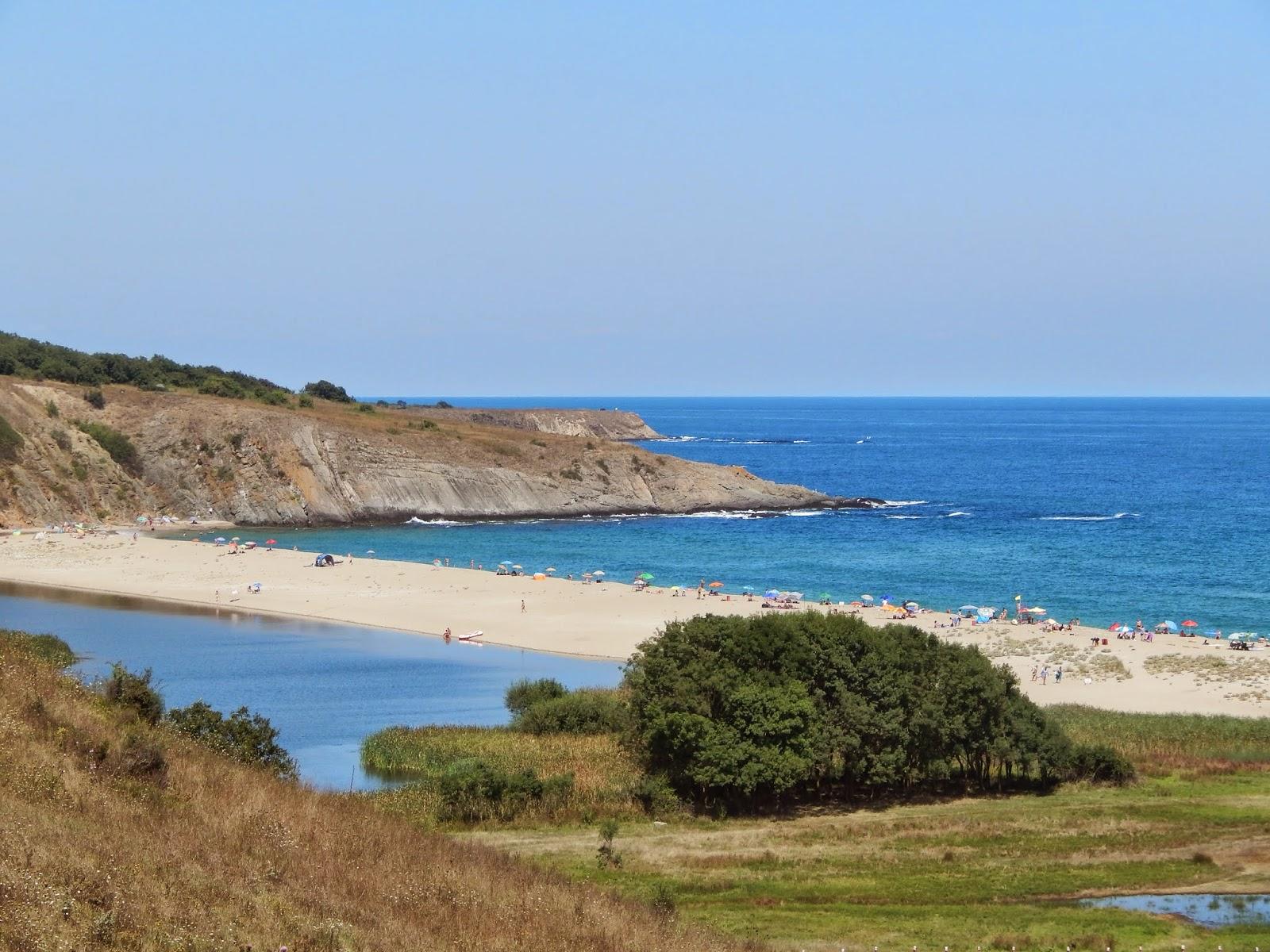 Sinemoretz beach Bulharsko