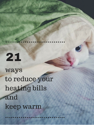 21 ways to reduce your heating bills