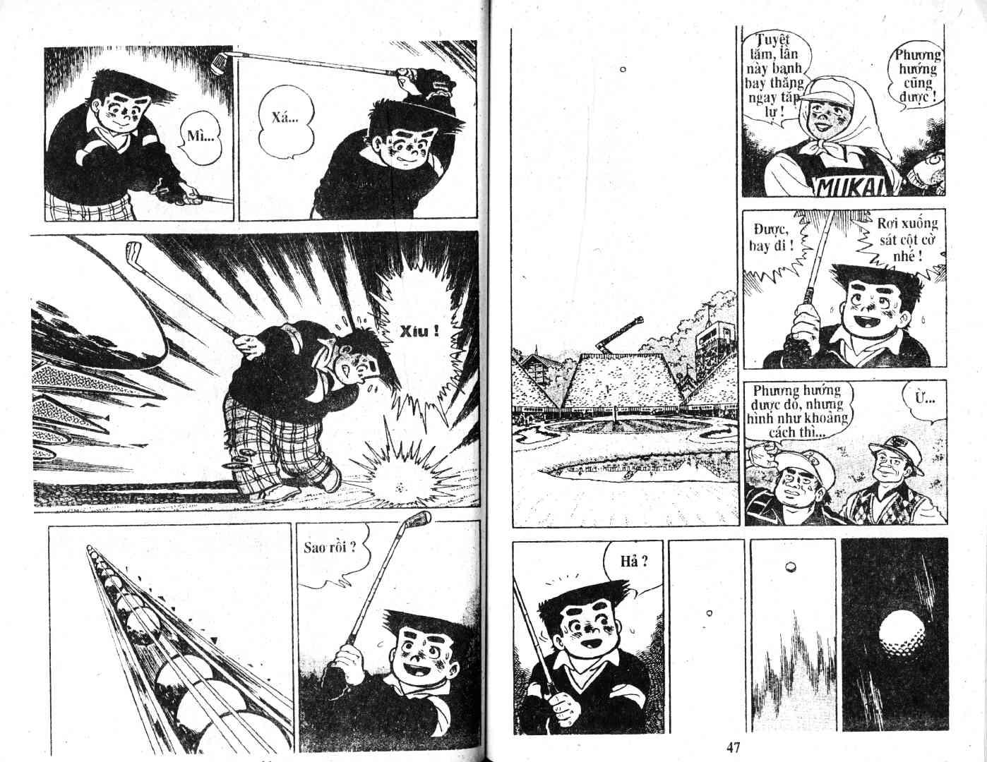 Ashita Tenki ni Naare chapter 40 trang 21