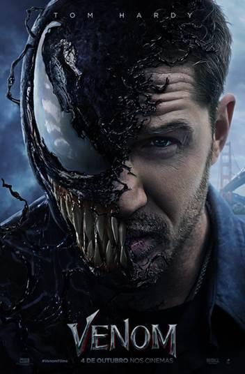 Film Venom L'Agenda Mensuel - Octobre 2018