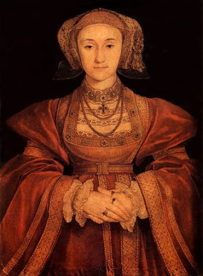 Anne of Cleves, tudor costume