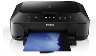 Canon PIXMA MG6600 Drivers Download Free