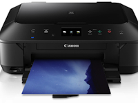 Canon PIXMA MG6600 Drivers Download