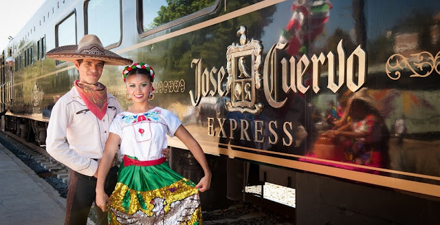 The Jose Cuervo Train