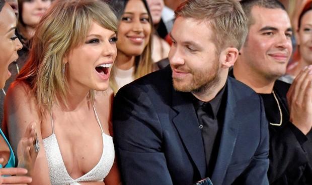 Calvin Harris se niega a trabajar en una canción con Taylor Swift.