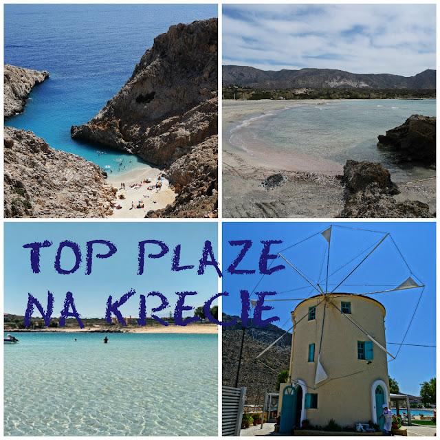 najpiękniejsze plaże zachodniej części Krety