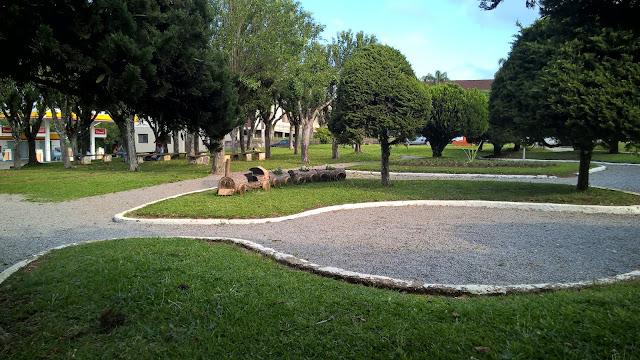 Praça de Pinto Bandeira