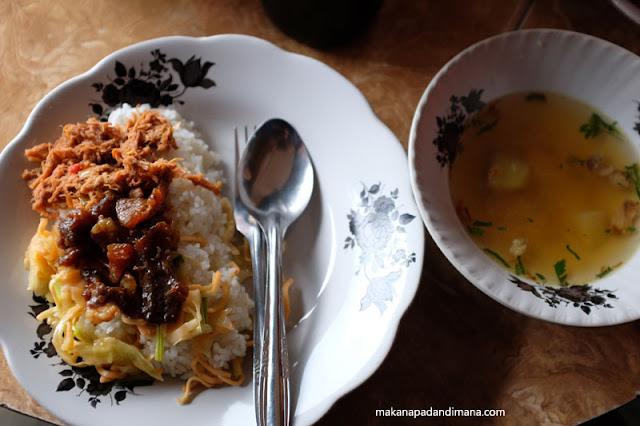 Nasi Angin Desa Meliling Tabanan Bali