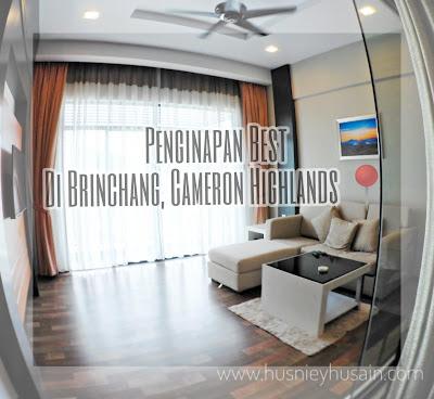 Apartment Mewah di Brinchang