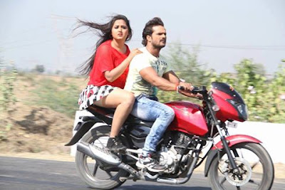 Kajal Raghwani and Khesari Lal Yadav