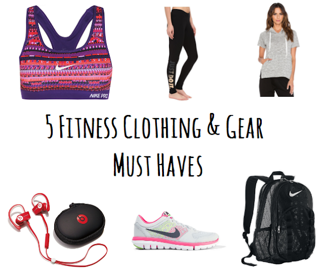 workout routine clothes advices