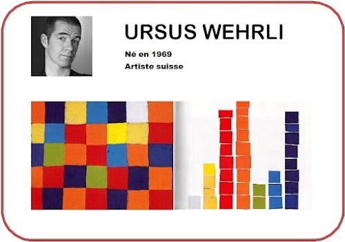 Ursus Wehrli - Portrait d'artiste en maternelle