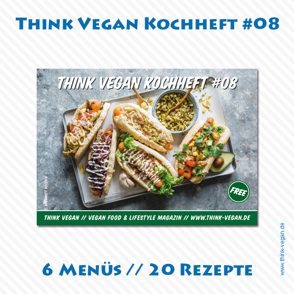 Think Vegan Kochheft #08
