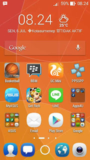 Aplikasi Asus Zenfone