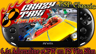 download Crazy Taxi - Fare Wars Game PSP For ANDROID - www.pollogames.com