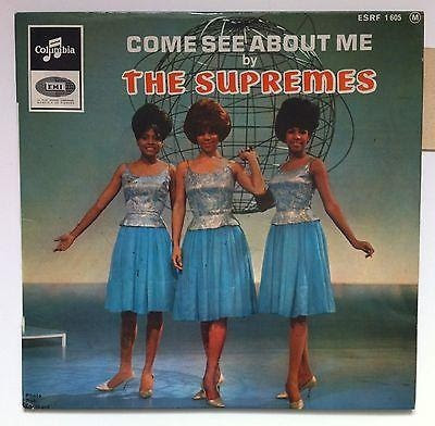 The Supremes - Come See About Me remix